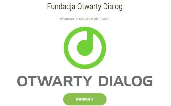 Rób zakupy i pomagaj Ukrainie. Fundacja Otwarty Dialog dołączyła do FaniMani!