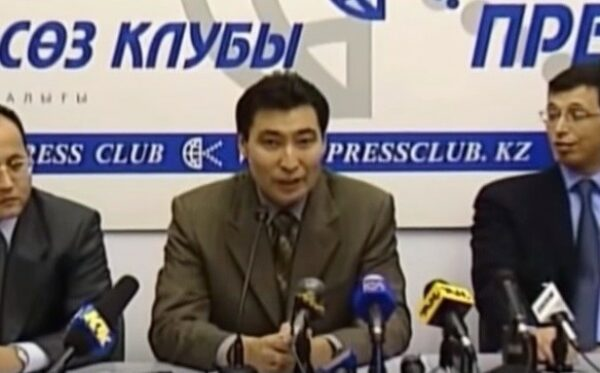 """Historia organizacji opozycyjnej """"Demokratyczny Wybór Kazachstanu"""""""