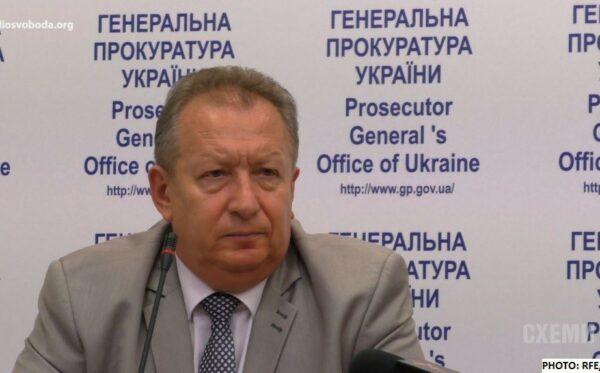 Raport: Rola okrytego złą sławą prokuratora V. Guzyra w sprawie S. Shalabayeva
