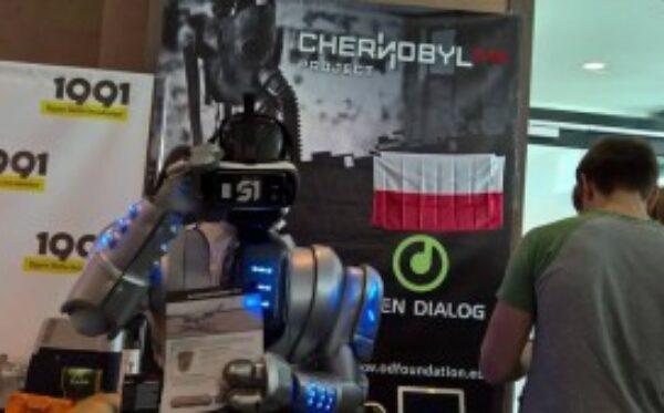 Chernobyl VR Project zaprezentowany na konferencji InnoTech Ukraine