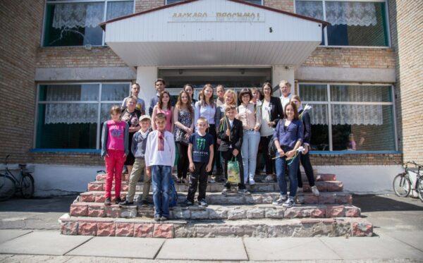 Pomoc ofiarom Czarnobyla – inicjatywa ODF i The Farm 51