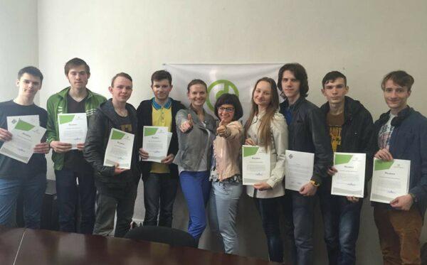 Prezentacja Chernobyl VR Project w Kijowie – podziękowania dla wolontariuszy