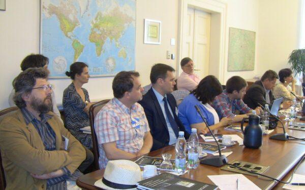 """""""Hostages of the Kremlin, ways forward"""" – konferencja w Pradze"""
