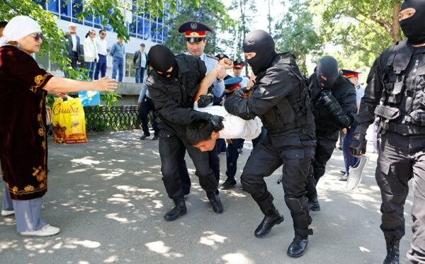 Fundacja Otwarty Dialog i Destination Justice  zwracają uwagę społeczności międzynarodowej na problem zwalczania wolności słowa w Kazachstanie