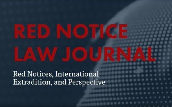 """""""INTERPOL i Rosja – czas na sankcje?"""" – Red Notice Law Journal o oświadczeniu ODF"""