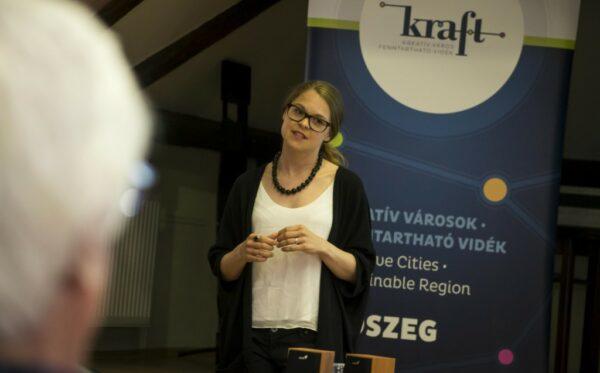 Prezentacja ODF i panel dyskusyjny w Kőszeg
