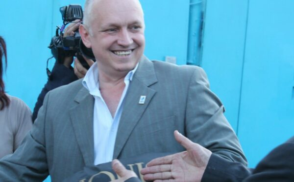 Vladimir Kozlov zwolniony warunkowo z kolonii w Zarechnoye