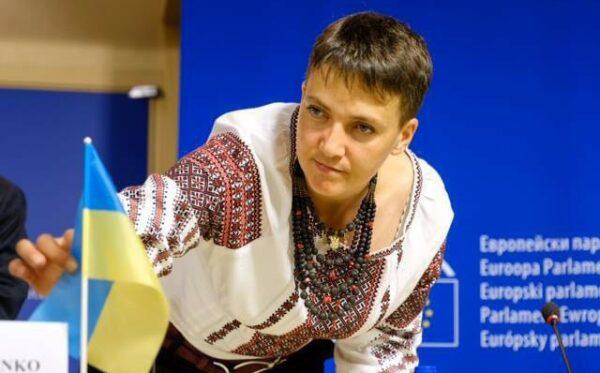 O wyższości praw człowieka nad interesami gospodarczymi. Nadia Savchenko z wizytą w PE
