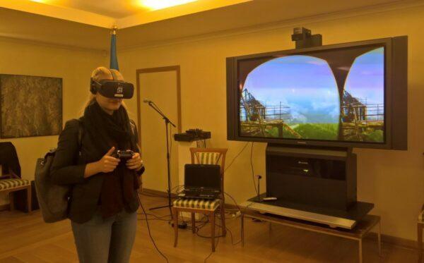 Premiera Chernobyl VR Project w Brukseli