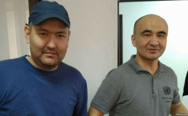 Kazachstan: Maks Bokayev i Talgat Ayan zostali skazani na pięć lat pozbawienia wolności za udział w demonstracji pokojowej