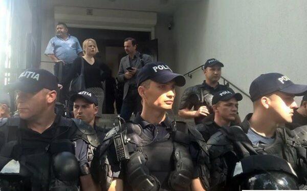 Mołdawia: Prześladowanie adwokat Any Ursachi