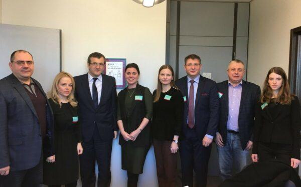 Wsparcie ODF dla społeczeństwa obywatelskiego w Mołdawii – spotkania na wysokim szczeblu w PACE i PE