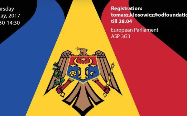 """Zaproszenie na konferencję """"Mołdawia na rozdrożu"""""""