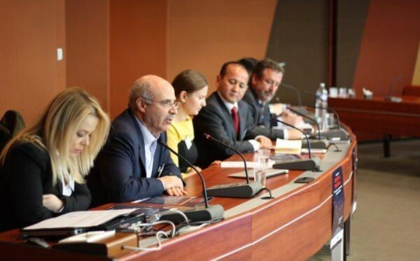 ODF omówił nadużycia czerwonego powiadomienia INTERPOLU w trakcie Zgromadzenia Parlamentarnego Rady Europy (PACE)