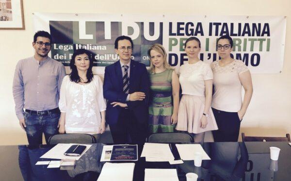 ODF z 2-dniową misją do parlamentu włoskiego mającą na celu omówienie reformy INTERPOLU i kwestii ofiar nadużywania czerwonych powiadomień