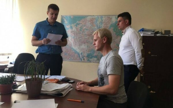 Wybiórcza sprawiedliwość w Ukrainie: działaczowi antykorupcynemu grozi więzienie
