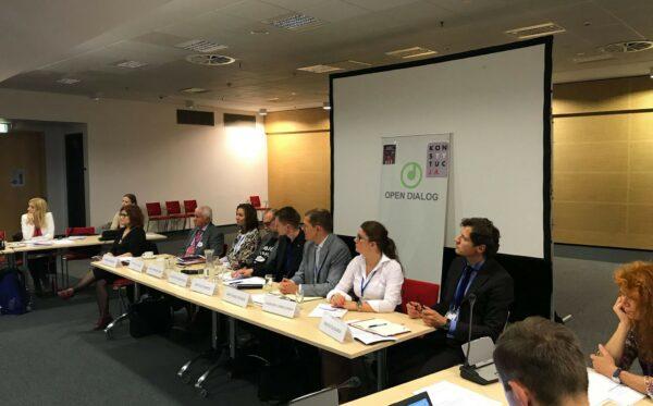 Atak na rządy prawa i społeczeństwo obywatelskie w Polsce – debata w ramach konferencji OBWE HDIM 2017