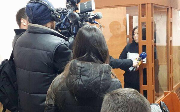 Dnia 22 listopada sąd rozpatrzy sprawę aresztu ekstradycyjnego Zhanary Akhmetovej