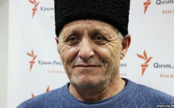 Apel o niezwłoczne uwolnienie więźnia politycznego, Tatara Krymskiego Bekira Degermendzhiego, którego życie jest zagrożone