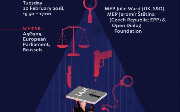 """Wydarzenie w PE: """"Prześladowanie prawników: wybrane przypadki z Mołdawii, Azerbejdżanu, Ukrainy, Rosji i Kazachstanu"""""""