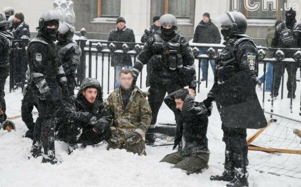 List otwarty w sprawie przypadków naruszania praw człowieka podczas ataku na obóz namiotowy w pobliżu siedziby Rady Najwyższej Ukrainy