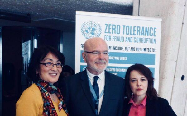 Delegacja obrońców wzięła udział w obradach 37. Rady Praw Człowieka