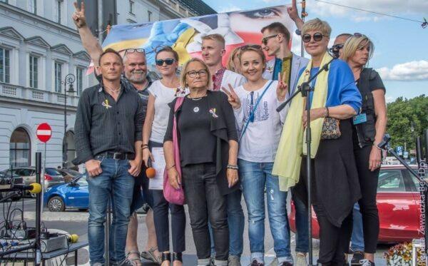 Wieczna przyjaźń – вічна дружба. Dzień solidarności polsko-ukraińskiej w Warszawie