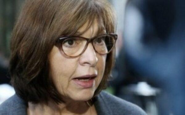 Eurodeputowana Rebecca Harms zaszokowana wydaleniem Prezes ODF z Unii