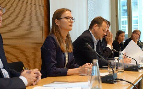 Prezes Fundacji Otwarty Dialog opowiedziała w Bundestagu o sytuacji w Polsce
