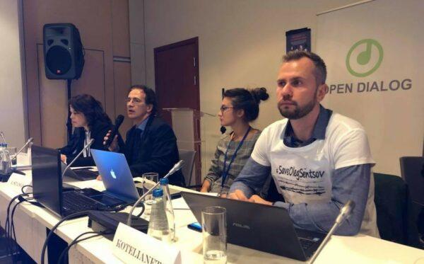Fundacja Otwarty Dialog bierze udział w OSCE HDIM 2018 w Warszawie