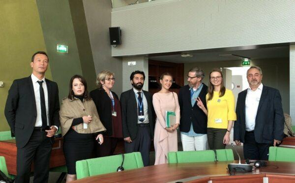 ODF w Strasburgu wzywa do niezawisłości sądownictwa, przestrzegania praw człowieka i praw obywatelskich