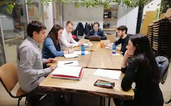 Przestrzeganie praw aktywistów na Ukrainie – wspólna misja FIDU, ODF i Centrum Wolności Obywatelskich