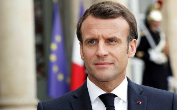 Emmanuel Macron pisze do Lecha Wałęsy w sprawie Lyudmyly Kozlovskiej