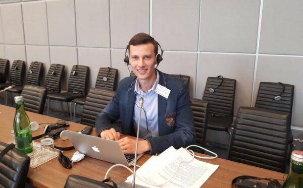 Fundacja Otwarty Dialog na konferencji OBWE w Wiedniu poświęconej prawom człowieka