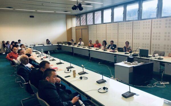 Scenariusze powyborcze w Mołdawii, Kazachstanie i na Ukrainie – wydarzenie zorganizowane przez ODF i FIDU w Radzie Europy
