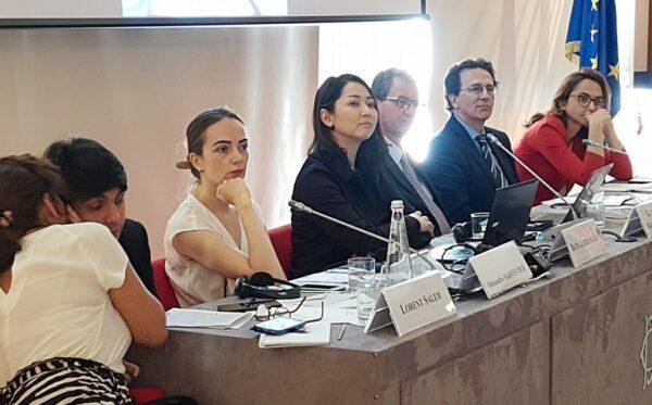 ODF i FIDU we włoskim parlamencie o wprowadzeniu globalnej ustawy Magnickiego