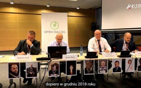 Ataki na sędziów i niezależnych prokuratorów w Polsce. Wydarzenie ODF na forum OBWE HDIM 2019