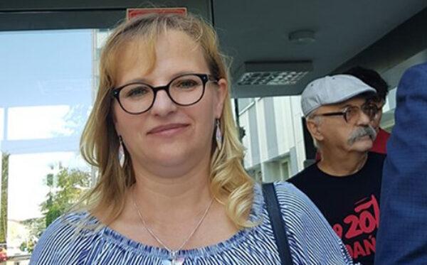 Sylwetki prześladowanych: Anna Domańska