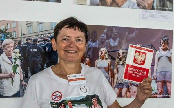 Sylwetki prześladowanych: Ewa Kruszyńska