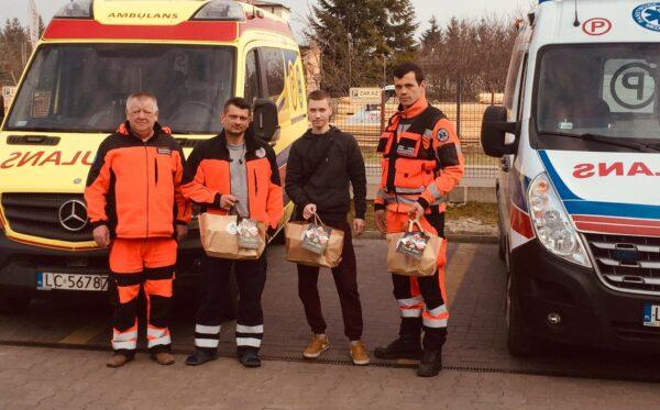 Uzupełnienie podsumowania akcji #PosiłekDlaLekarza: darowizna od Nestlé Polska