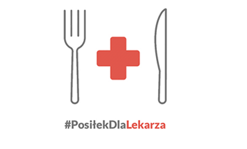 #PosiłekDlaLekarza – nowa akcja ODF i partnerów w obliczu pandemii koronawirusa