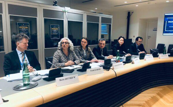 Фундация выступила соорганизатором дополнительного мероприятия на 19-м зимнем заседании Парламентской Ассамблеи ОБСЕ в Вене