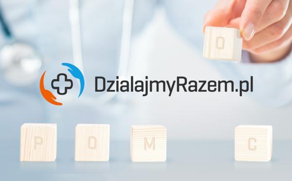 Współpraca z DzialajmyRazem.pl