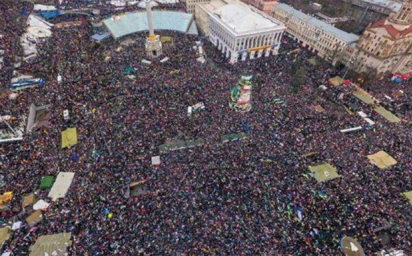 Wsparcie Rewolucji Godności (Majdanu)