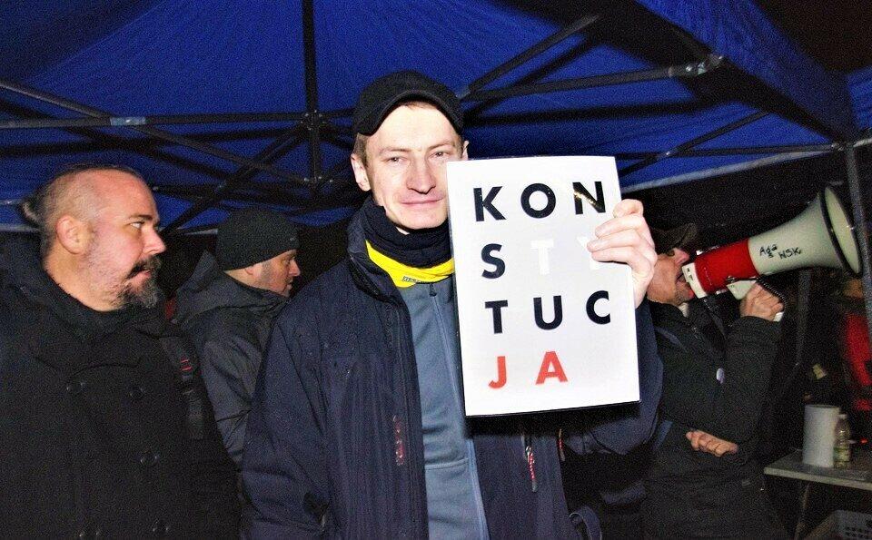 Farsa rodem z Kafki. Oświadczenie ODF w odpowiedzi na zarzuty prokuratury, prawicowej prasy i TVP przeciwko B. Kramkowi