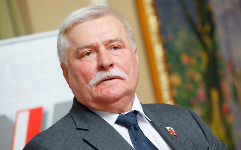 Prezydent Lech Wałęsa apeluje o uwolnienie Bartosza Kramka