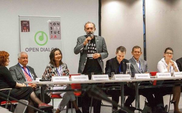 Atak na rządy prawa i społeczeństwo obywatelskie w Polsce – dyskusja w ramach konferencji OBWE