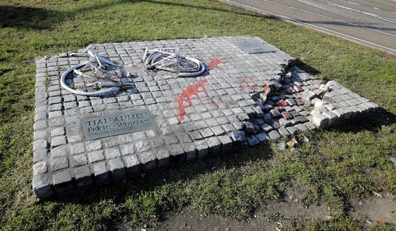 Pomnik Tiananmen we Wrocławiu