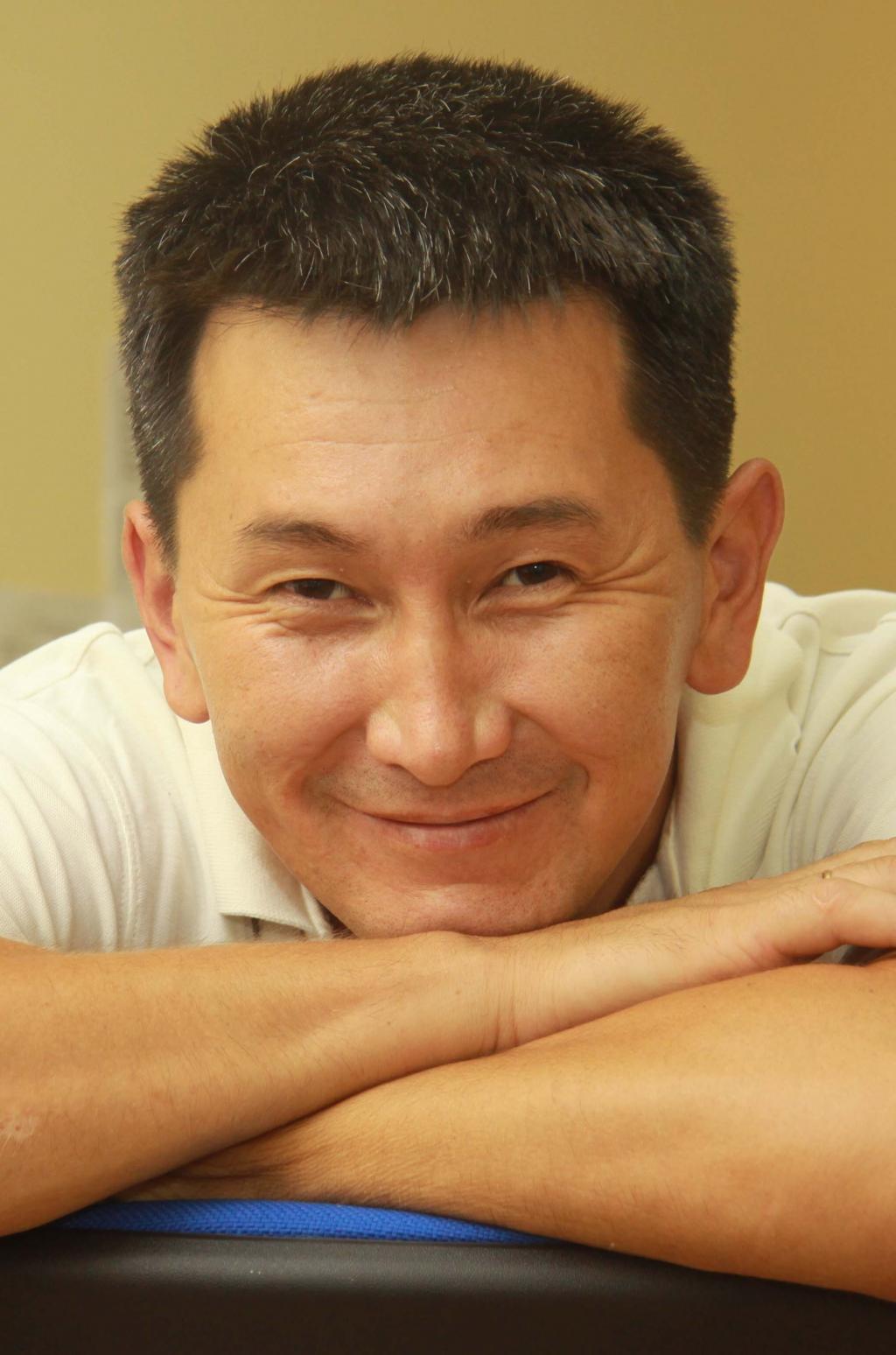 Lukpan Akhmedyarov