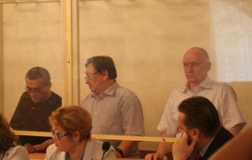 od prawej: Vladimir Kozlov